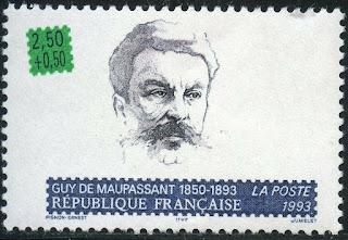 France 1993 Guy de Maupassant