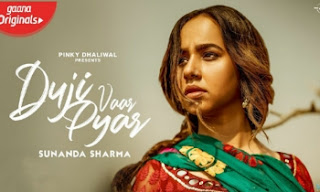 Duji Vaar Pyar Lyrics | Sunanda Sharma | lyricscreative |