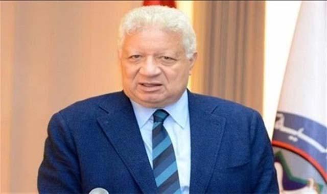 أول حكم ضد مرتضي منصور بعد رفع الحصانة