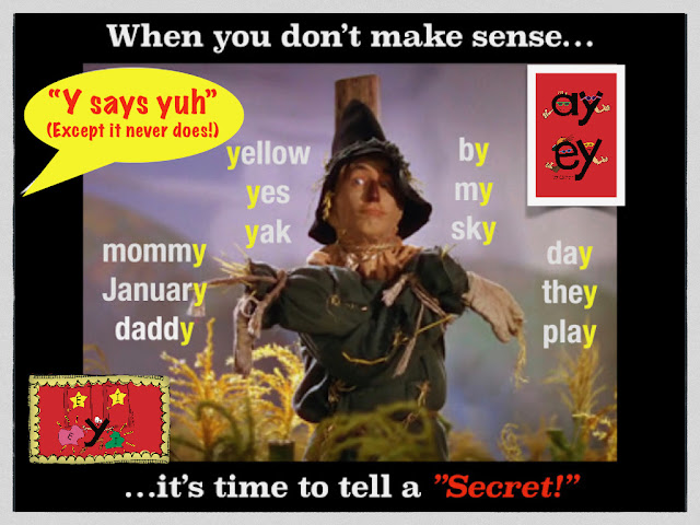 Secret Stories® Phonics Secret— Sneaky Y® — Sounds of Y