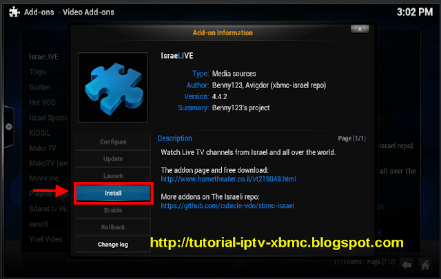 how to add addons to xbmc