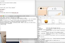 Cara Bypass iCloud iPhone 6 7 8 X dengan Checkra1n