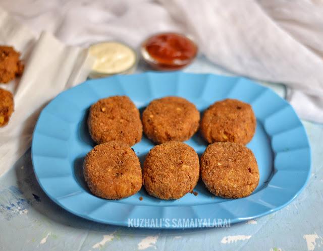 Paneer Veg nuggers, potato panner Nuggets, Vegetable nuggets