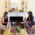 PHOTO: Melanie Trump Meet With First-lady Michelle Obama