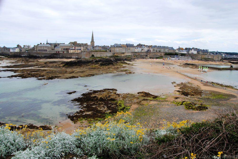 Najpiękniejsze miejsca z mojej podróży do Bretanii.