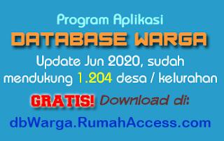 Update program RT-RW Jun 2020