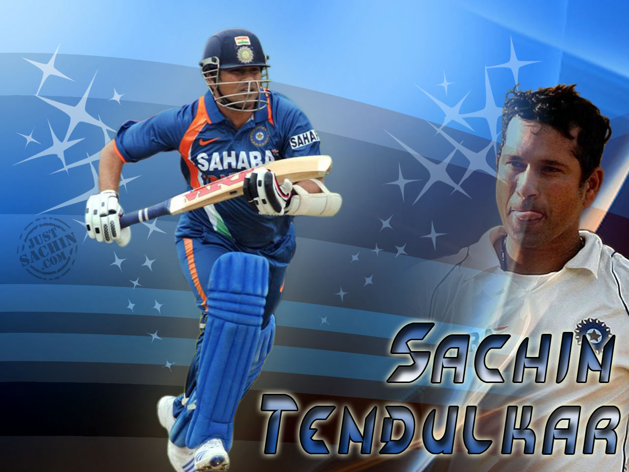 Cricket 2011 Worldcup Sachin Tendulkar Wallpapers