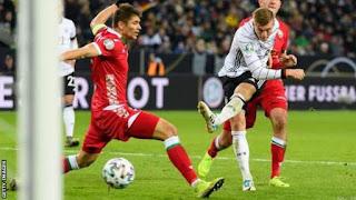 Euro 2020 highlight: Kroos Fires Germany Pass Belarus