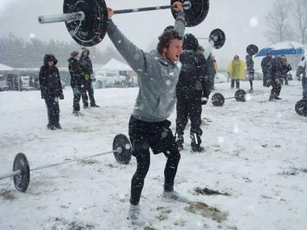 UP FIT: 5 motivos pra você treinar no frio
