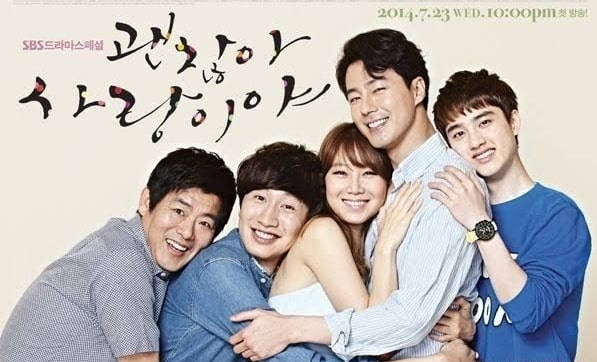 Download Drama Korea It's Okay That's Love Batch Subtitle Indonesia