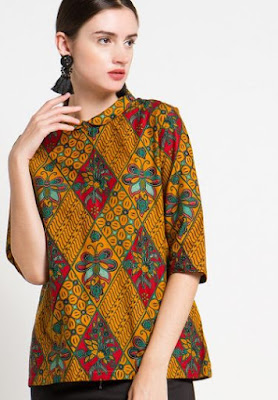 Baju Batik Remaja