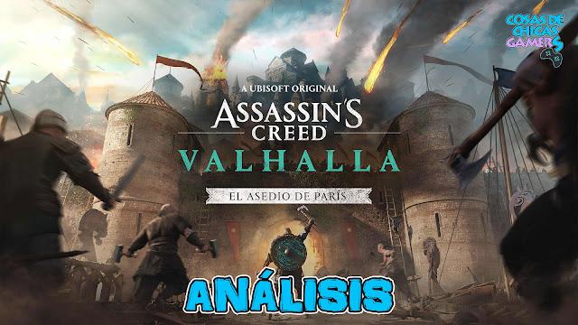 Análisis de Assassin's Creed Valhalla El asedio de París para PlayStation 4