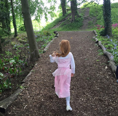 Alnwick Garden, Garden of Fairy Tales - a recommended family day out
