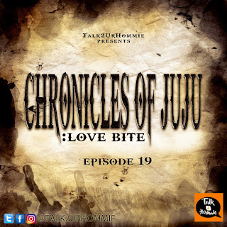 Cover picture for Chronicles of Juju. Episode 18.