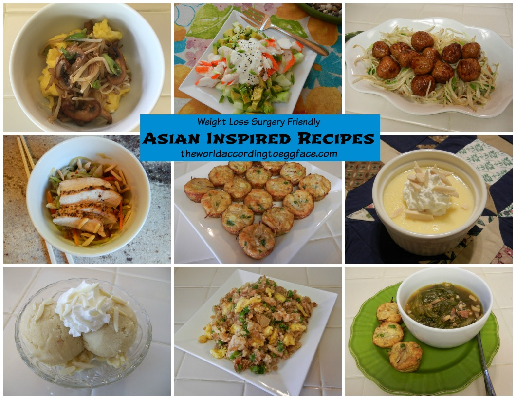Theworldaccordingtoeggface take out inspired recipes for post asian scrambled egg bowl california roll salad riceless asian spaghetti meatballs egg roll bowl egg foo young bites chinese almond cookie custard forumfinder Choice Image