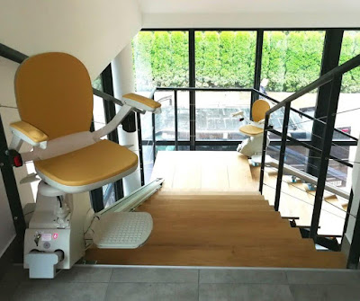 krzesło schodowe Acorn do transportu po schodach