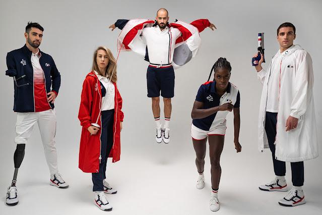 Uniformes Juegos Olímpicos Tokio