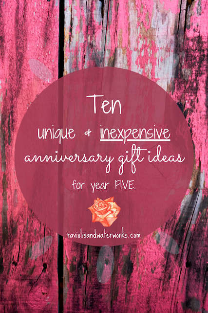 wooden anniversary gift ideas; wooden gift ideas; anniversary presents; five year anniversary present; 5 year anniversary