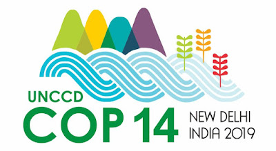 UNCCD COP14 India to host 14th Conference of Parties COP-14 of UNCCD