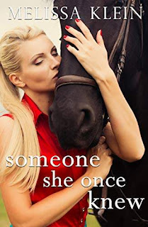 Someone She Once Knew, a contemporary romance book promotion Melissa Klein