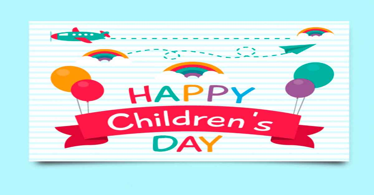 Happy Children's Day Images Download