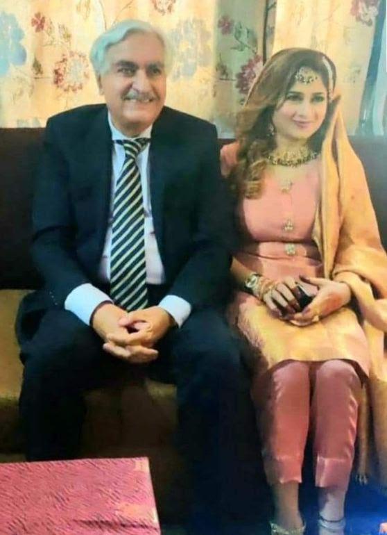 Iftikhar Gillani wedding