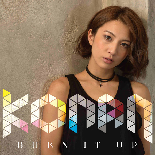 [Album] KONAN – Burn it up (2015.12.16/MP3/RAR)