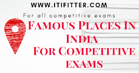 Famous Places In India - Important GK Quiz Questions And Answers For
