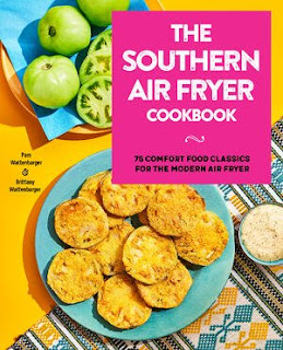 southern air fryer cookbookk cover