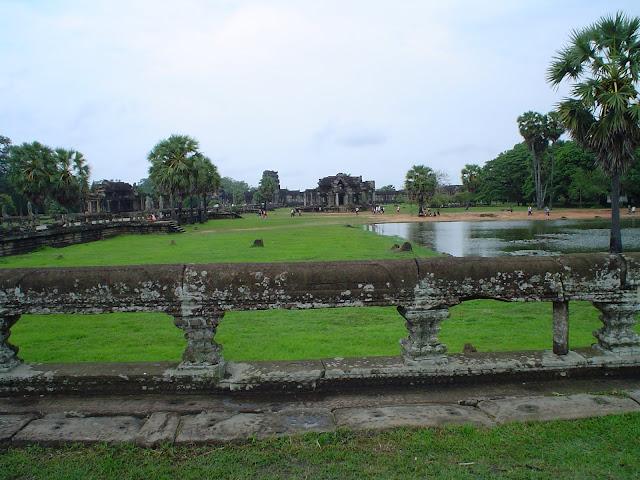 Angkorwat - Cambodge