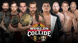 Ver WWE Worlds Collide 2020: NXT vs NXT UK En vivo online