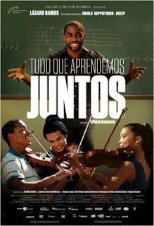 El profesor de violín (2015) Drama con Lázaro Ramos
