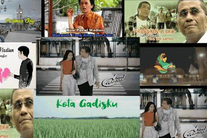 7 Lagu Viral Yang Berasal Dari Kota Madiun, Salah Satunya Dinyanyikan Artis Terkenal Indonesia