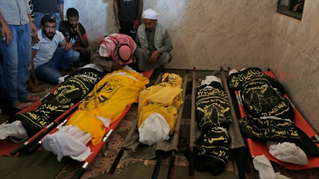 ONU lamenta asesinato de familia palestina por Israel y pide indagar