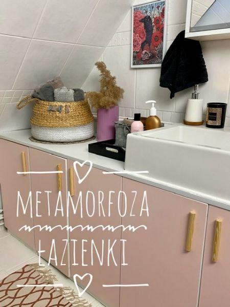 Nowa odsłona łazienki