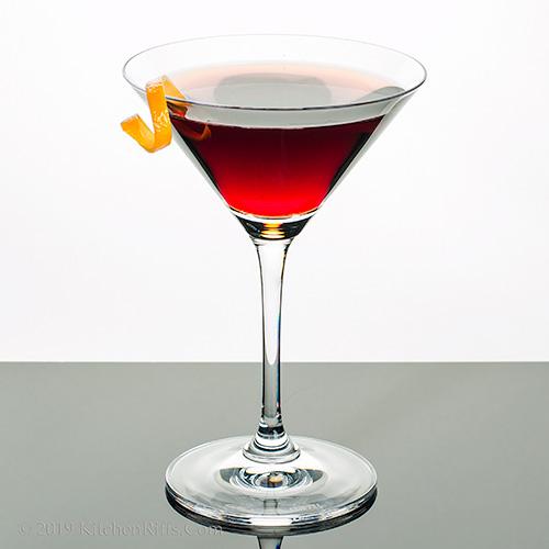 The Suburban Cocktail