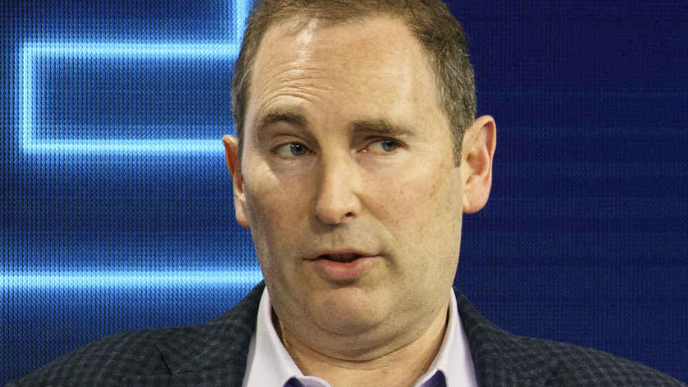Andy Jassy Side Look
