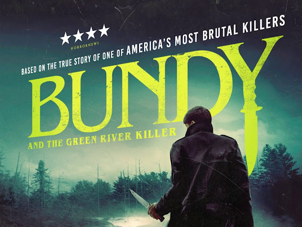 AD | Film Review 2019 - Bundy & The Green River Killer | Can Ted Bundy Help Catch A Serial Killer?