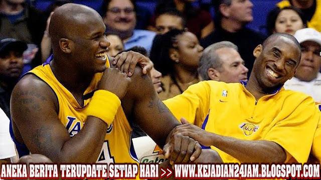 O'Neal Belum Makan Dan Tidur Sejak Tahu Kobe Bryant Meninggal