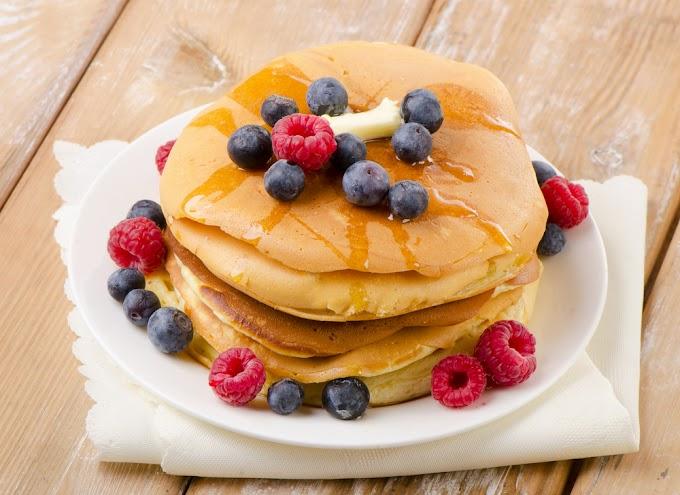 Easy vegetarian breakfast recipes