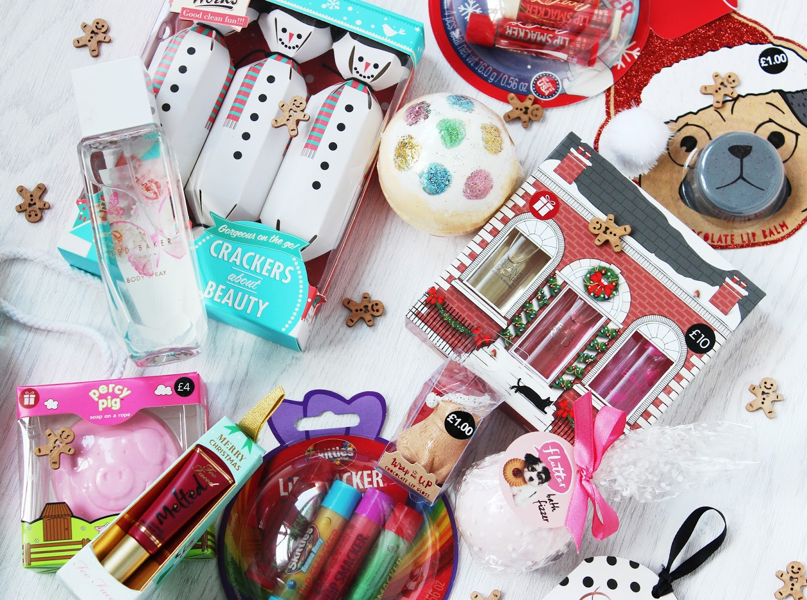 Christmas gift guides - stocking filler ideas