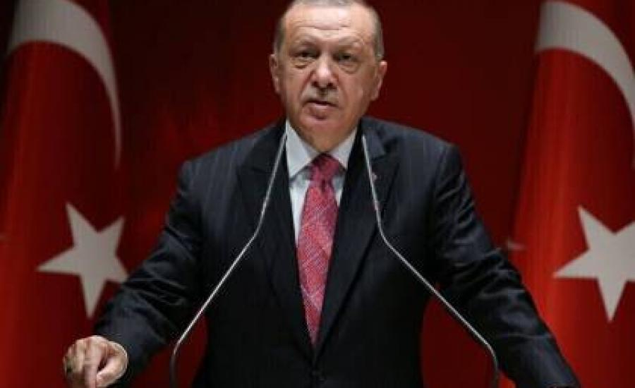 أردوغان: سنقدم دعما سياسيا وعسكريا لحماية الفلسطينيين