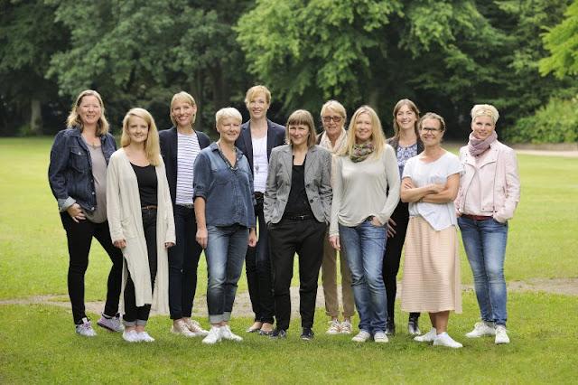 Wenn das Herz für Dänemark schlägt... Hier stelle ich Euch Eva und ihr Team vor, die die Kunden von fejo.dk in Deutschland betreuen, die Dänemark bis in den letzten Winkel kennen und die das Herz am richtigen Fleck haben.