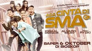 Download Film Indonesia Ada Cinta Di SMA (2016) Full Movie
