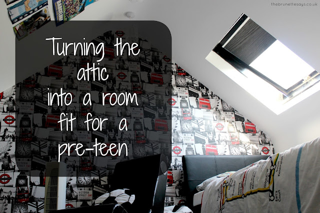 attic, home improvements, bedroom, VELUX