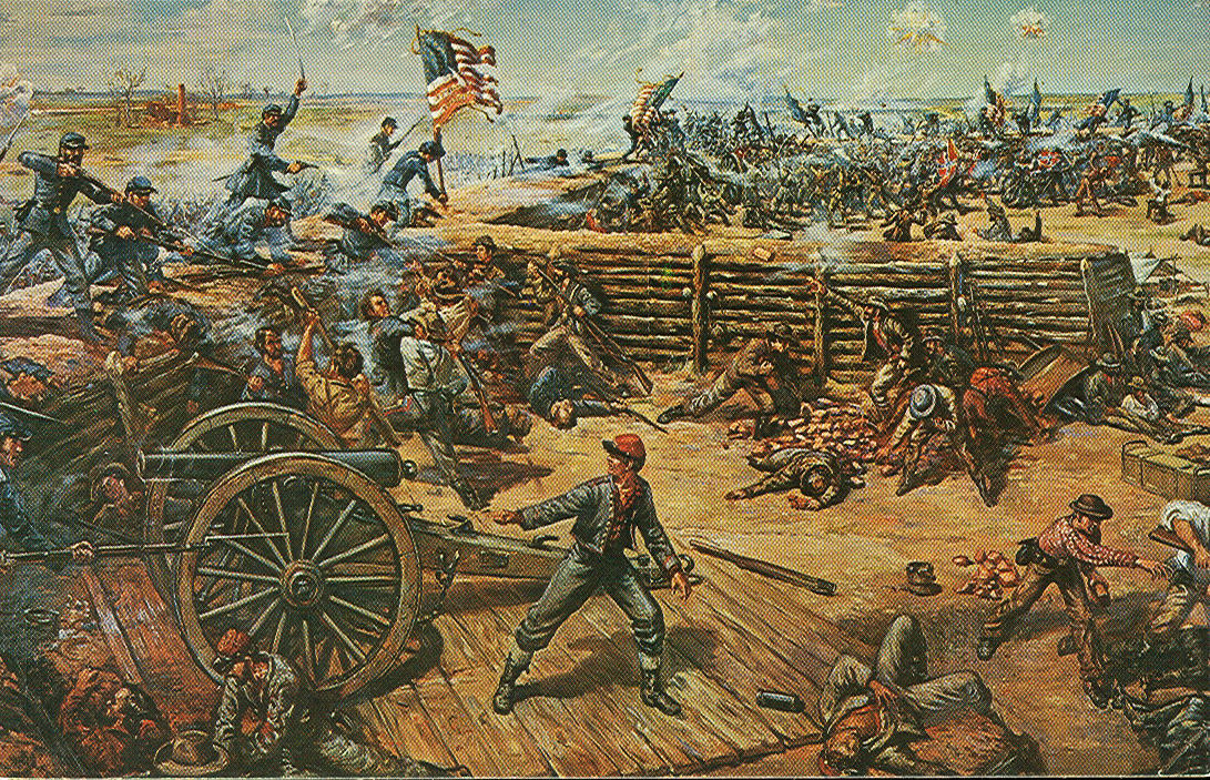 A Day in the Life of the Civil War: August 2011
