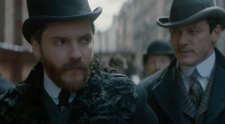 The Alienist - Promos, First Look Photos, Featurettes, Key Art & Premiere Date *Updated 11th January 2018*