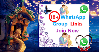 18+ WhatsApp group links join now image