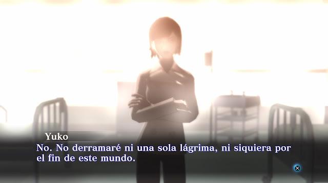 Intro Yuko Takai Análisis Shin Megami Tensei III Nocturne HD Remaster