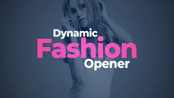 Videohive - Dynamic Fashion Opener - 21758078